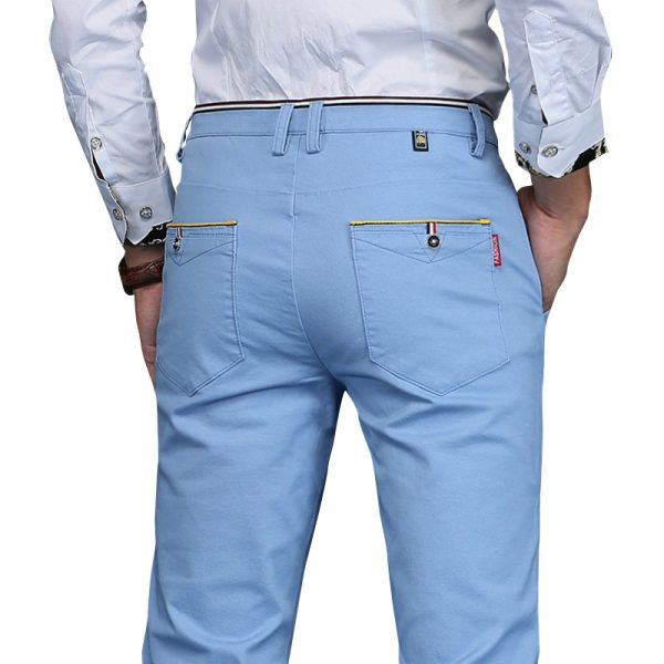 Casual Hombres Pantaloons Straight Trousers