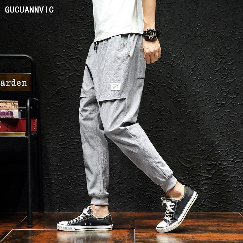 Casual Pants Men Fashion Joggers Pant
