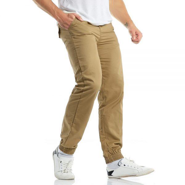 Classic Men's Tactical Casual Pants Slim Fit Jogger