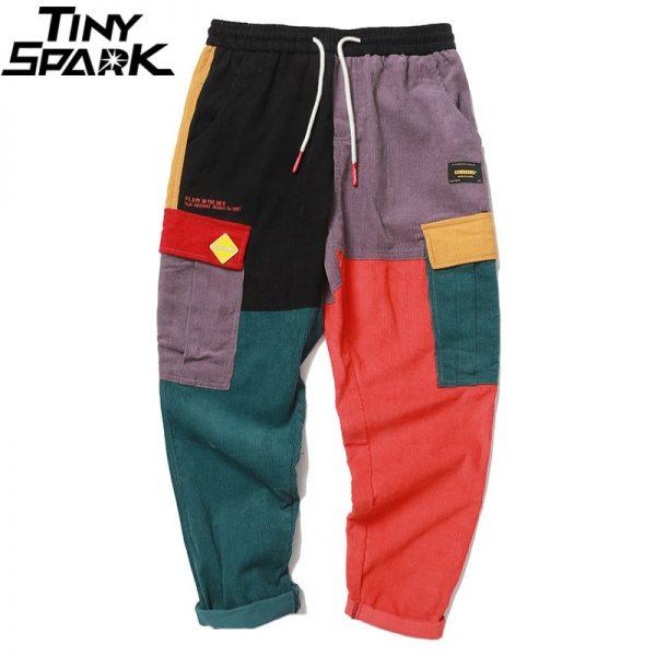 Hip Hip Pants Vintage Cargo Harem Pant