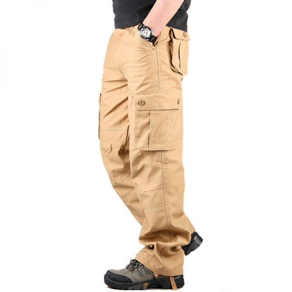 Men's Cargo Pants Casual Men's Pant