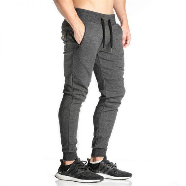 Men Jogger Pants Bodybuilding Gyms Pants