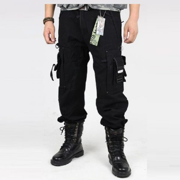 Military Tactical Pants Camo Trouser