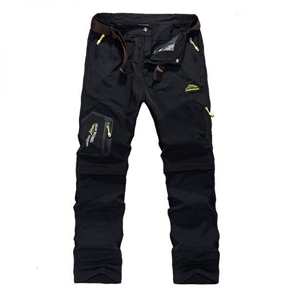 Quick Dry Casual Pants Men Thin Trousers