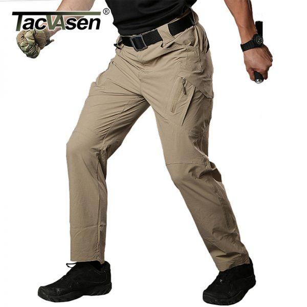 Summer Tactical Pants Waterproof Cargo Pants