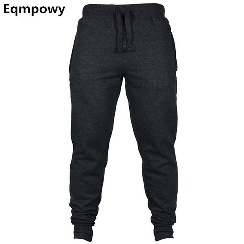 Casual Pants Men Sweatpants High Street Trousers