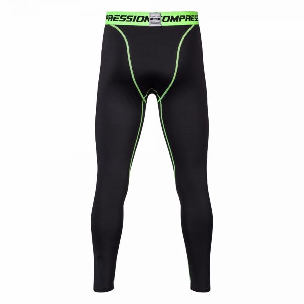 Men Compression Pants Bodybuilding Joggers