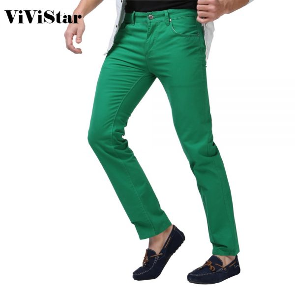 Men Jeans Fashion Casual Brand Calca Jeans