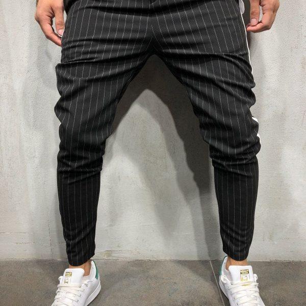 Men Jogger Pencil Pants Men's Track Pants
