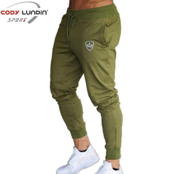 Men Joggers Male Trousers Casual Pants