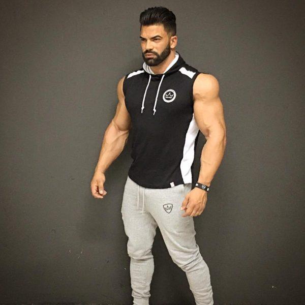 Men Joggers Male Trousers Casual Pants