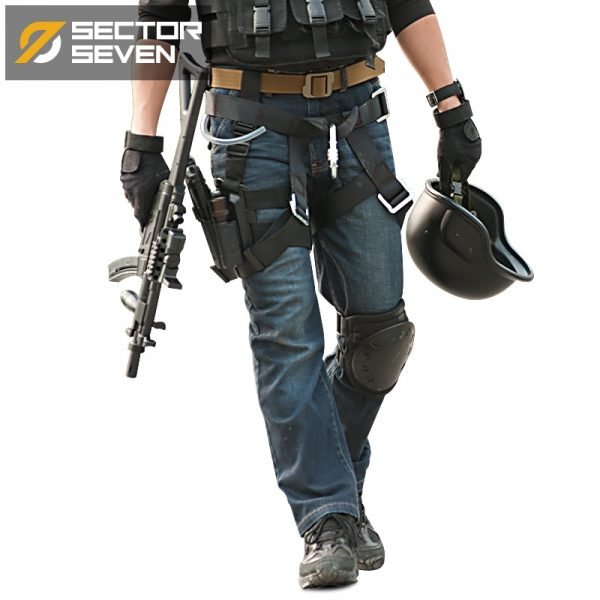 Military Cargo Jeans Men Casual Stretch Jeans