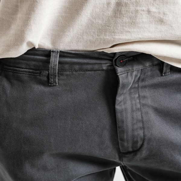 New Casual Pants Men Chinos Fashion Trousers