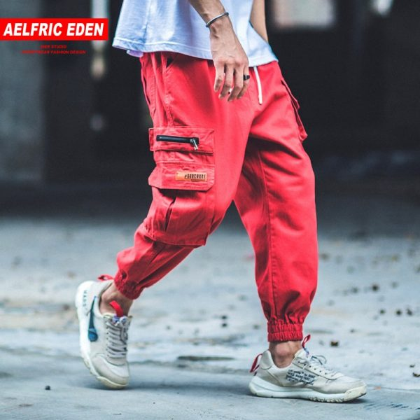 Aelfric Eden Man Jogger Camouflage Casual Pants