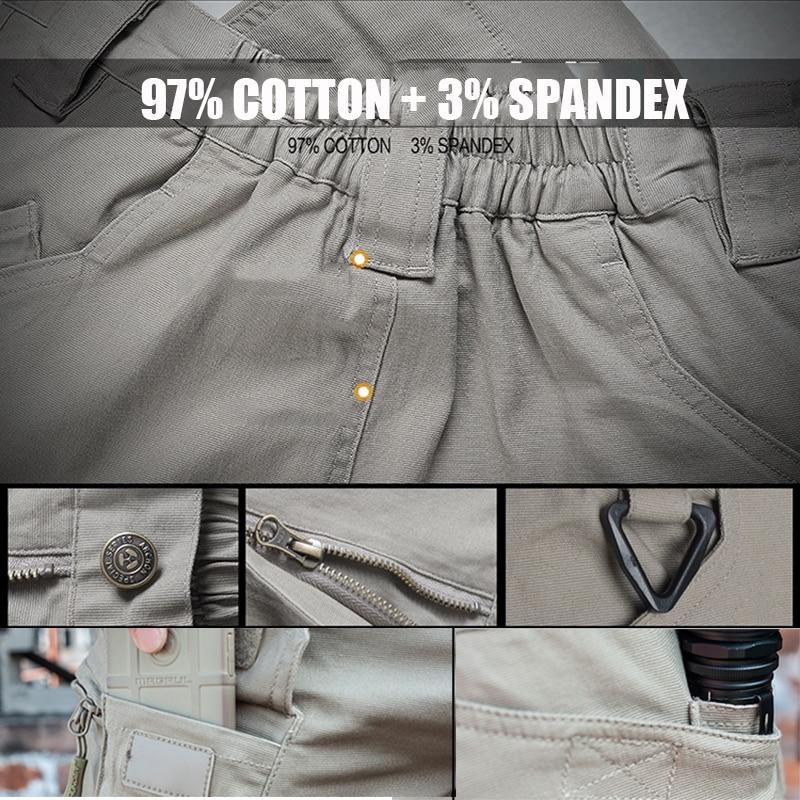 Cargo Pant Men SWAT Combat Army Trousers