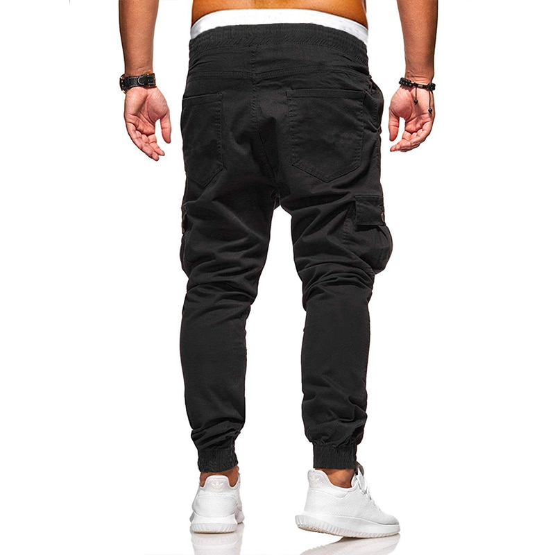 Slacks Sport Pant Men Cargo Pants