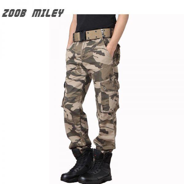 Baggy Pants, Camouflage Pants, Cargo Pants, Fashion Pants, Multi Pockets Pants