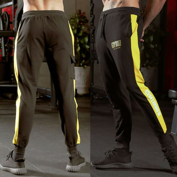 Cotton Pants, Long Pants, Men Pants, Running Joggers, Sport Pants, Sweatpants