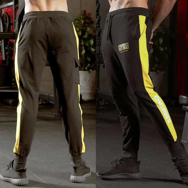 Cotton Pants, Long Pants, Men Pants, Running Joggers, Sport Pants, Sweatpants