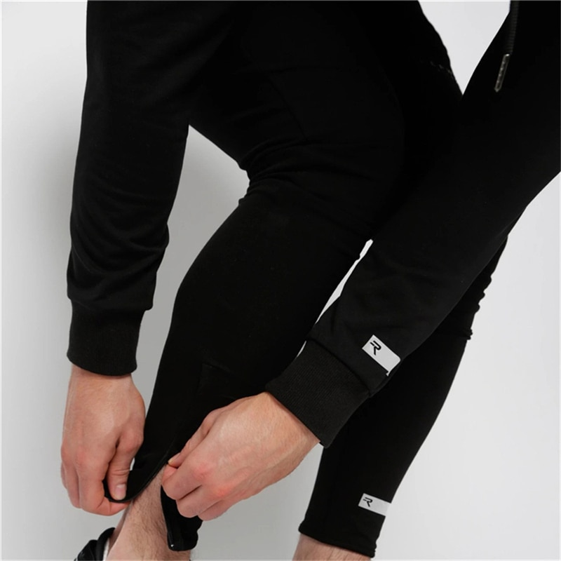 Men Joggers Pants Gyms Trousers