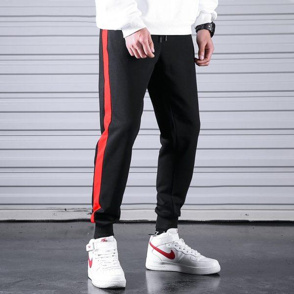 Casual Trousers, Gyms Pants, Hip Hop Pants, Loose Sweatpants, Men Trousers, Pencil Pants
