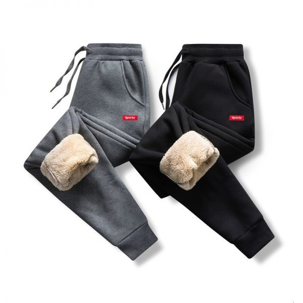 Cotton Pants, Fleece Pants, Harem Trousers, Men Sweatpants, Sports Trousers, Warm Pants