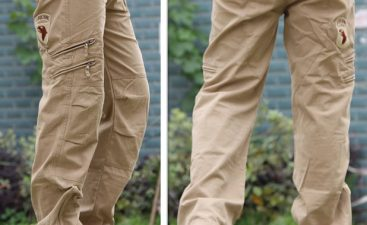 The Basics of Khaki Pants