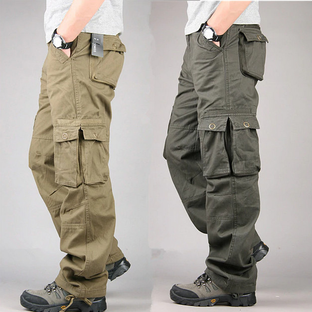 Cargo Pants For Men - A Stylish Addition to Your Wardrobe