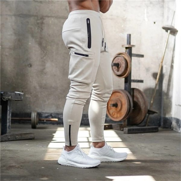 Jogger Sweatpants Skinny Track Pants