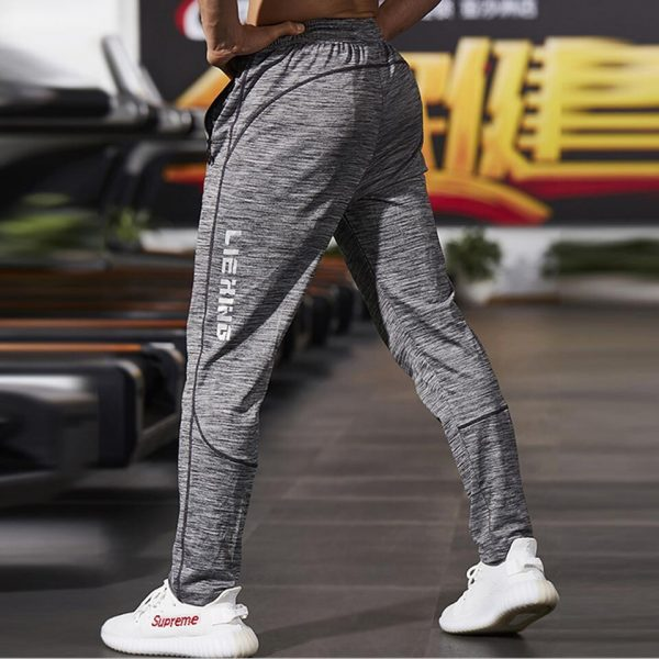 Men Joggers Sweatpants Casual Trousers