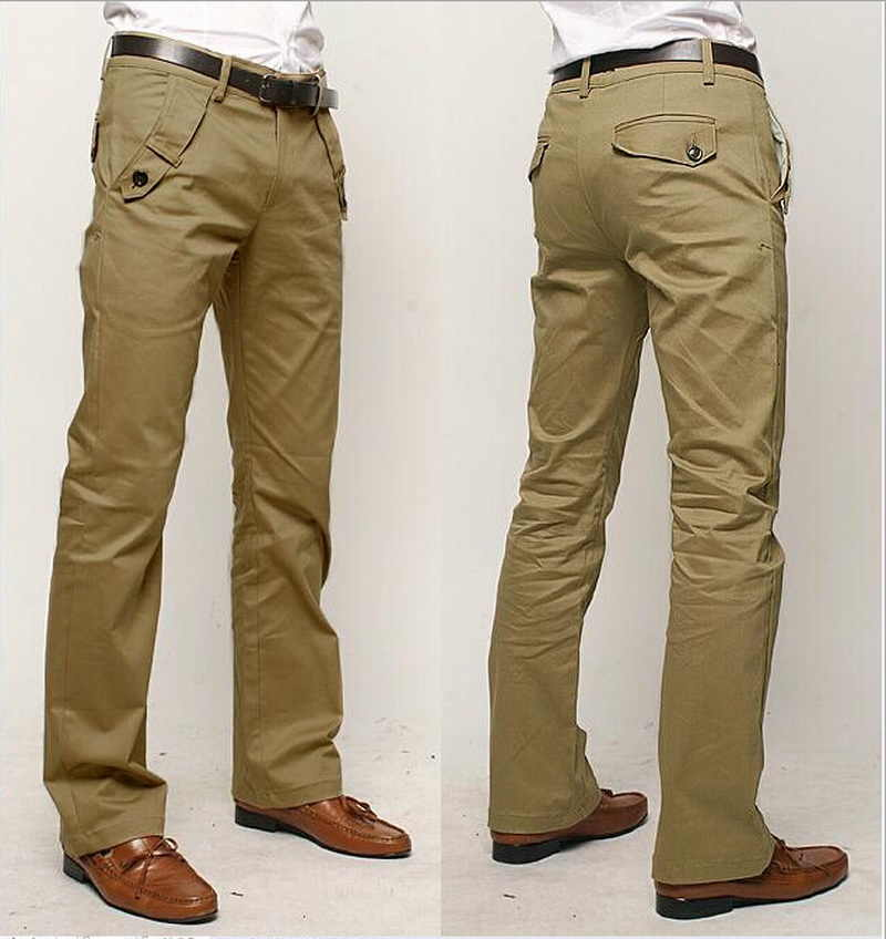Khaki Pants For Men - The Formal and Casual