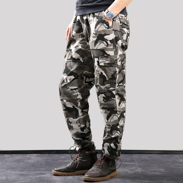 Army Joggers Pants Loose Cargo Pant
