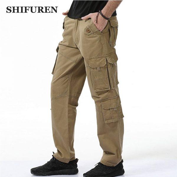 Baggy Cargo Pants Causal Pants