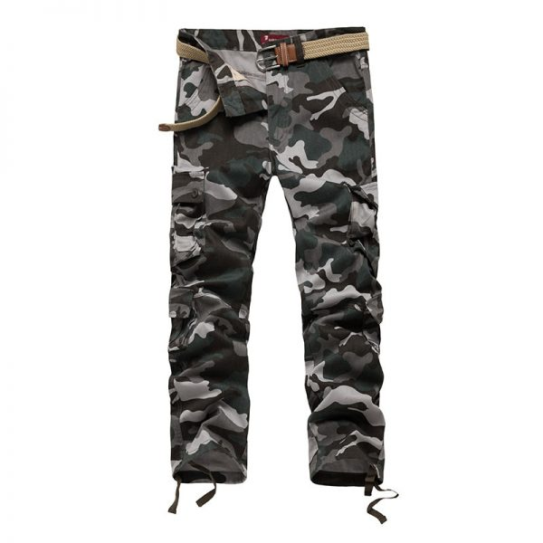 Camouflage Cargo Pants Tactical Pants