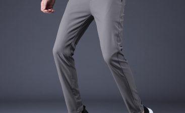 Mens stretch pants