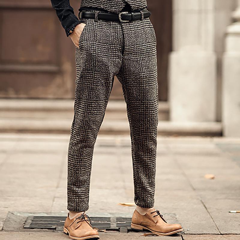 Wool Pants For Men