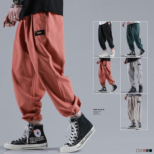 Beam Ankle Pants Harem Pants