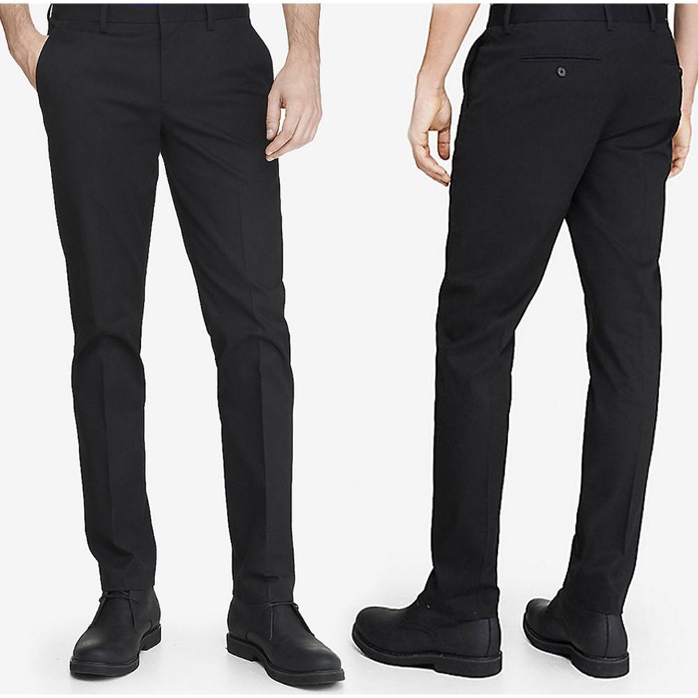 Black slacks men