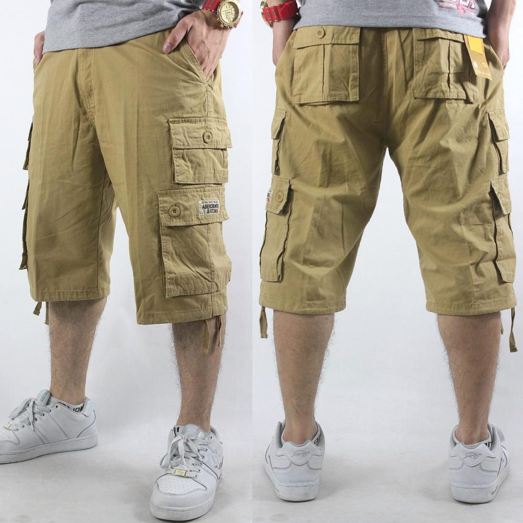 Cargo shorts pants