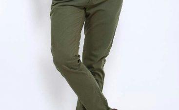 Green Pants for Men