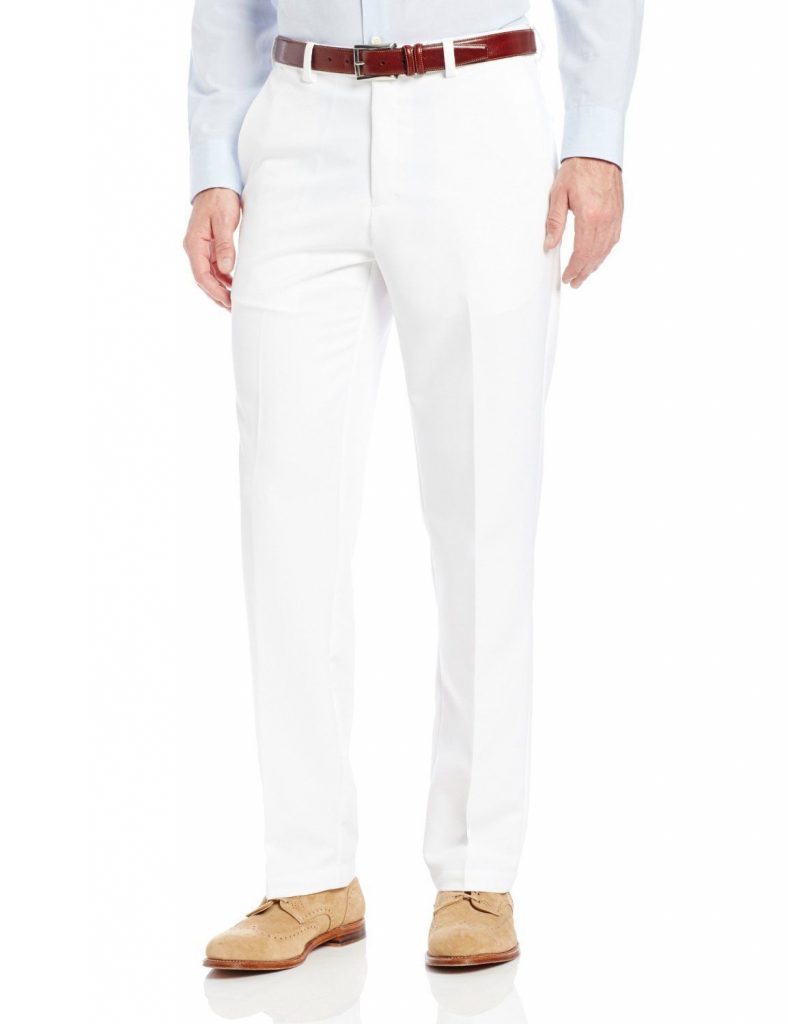 White pants for men