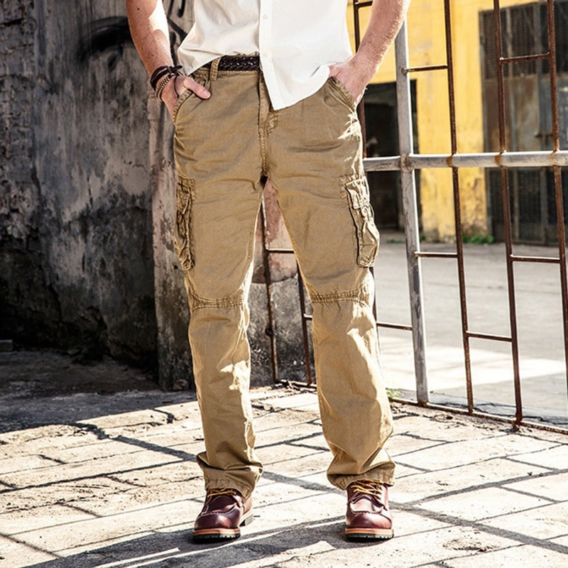 Buy Tactical Cargo Pants
