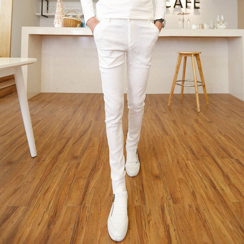 Selecting Your White Pants
