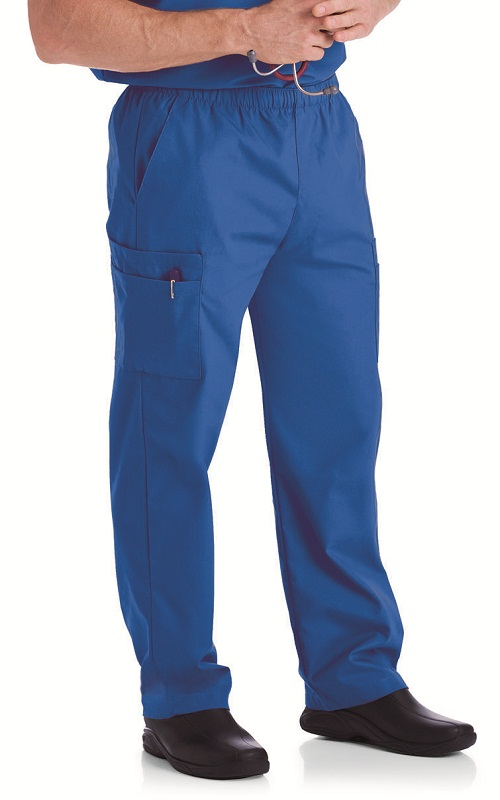 Wear Blue Cargo Pants