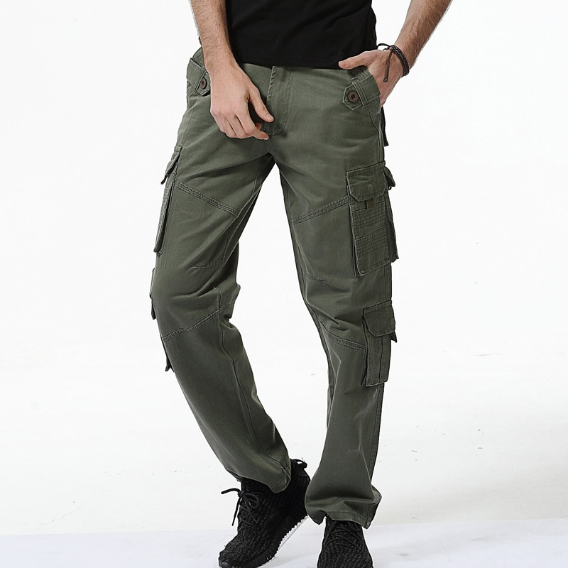 A Brief History of the Cargo Pants
