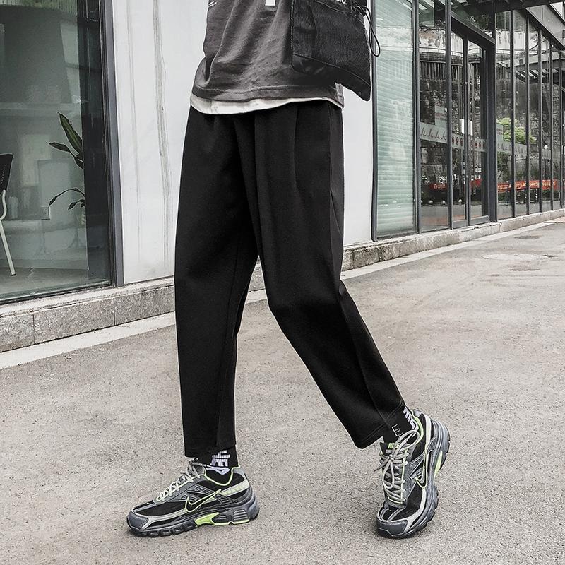 Black Pants Suit Style