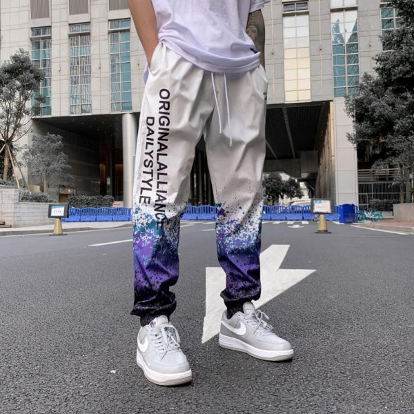 Casual Joggers Baggy Track Pants