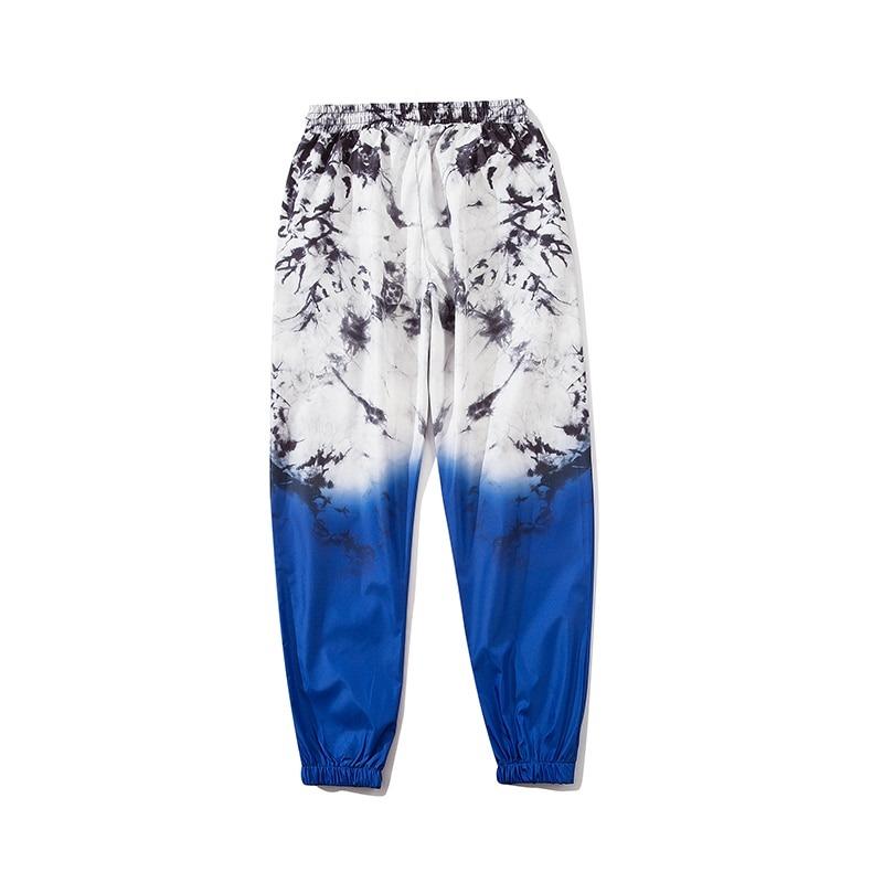 Colorful Gradient Joggers Pants