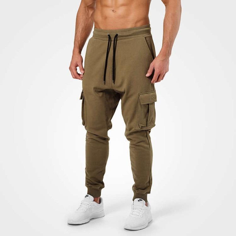 Jogger Sweatpants Fitness Fashion Trousers