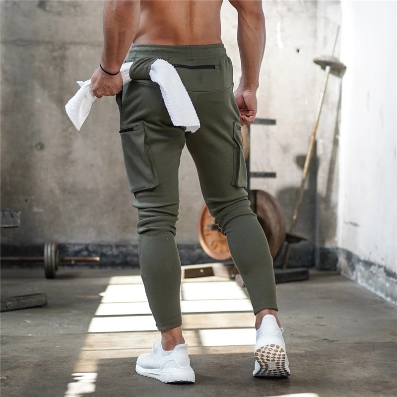 Man Jogger Pants Is The Perfect Apparel For Working Out